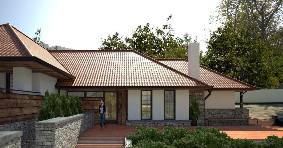 Šumadinka kuća u Banji Aranđelovac
