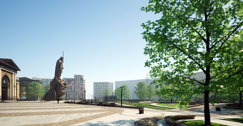 Saurus-Grad-Beograd-Konkurs-Savski trg-10.jpg