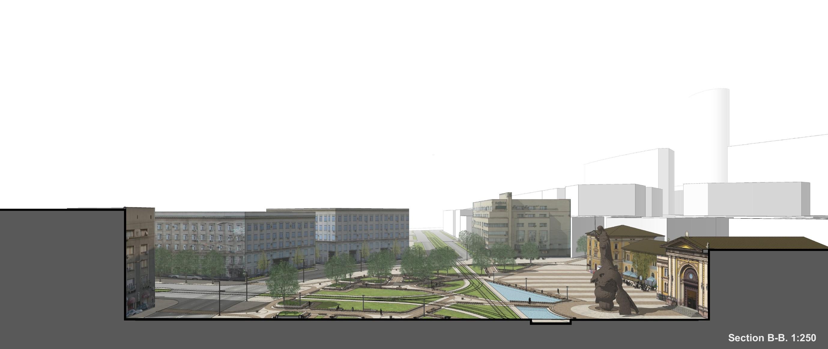 Saurus-Grad-Beograd-Konkurs-Savski trg-12
